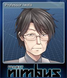 Professor Iwata