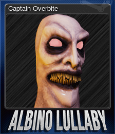 Captain Overbite