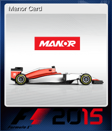 Manor Card