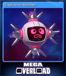 Explosive Bomber