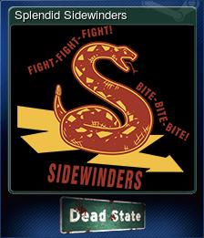Splendid Sidewinders