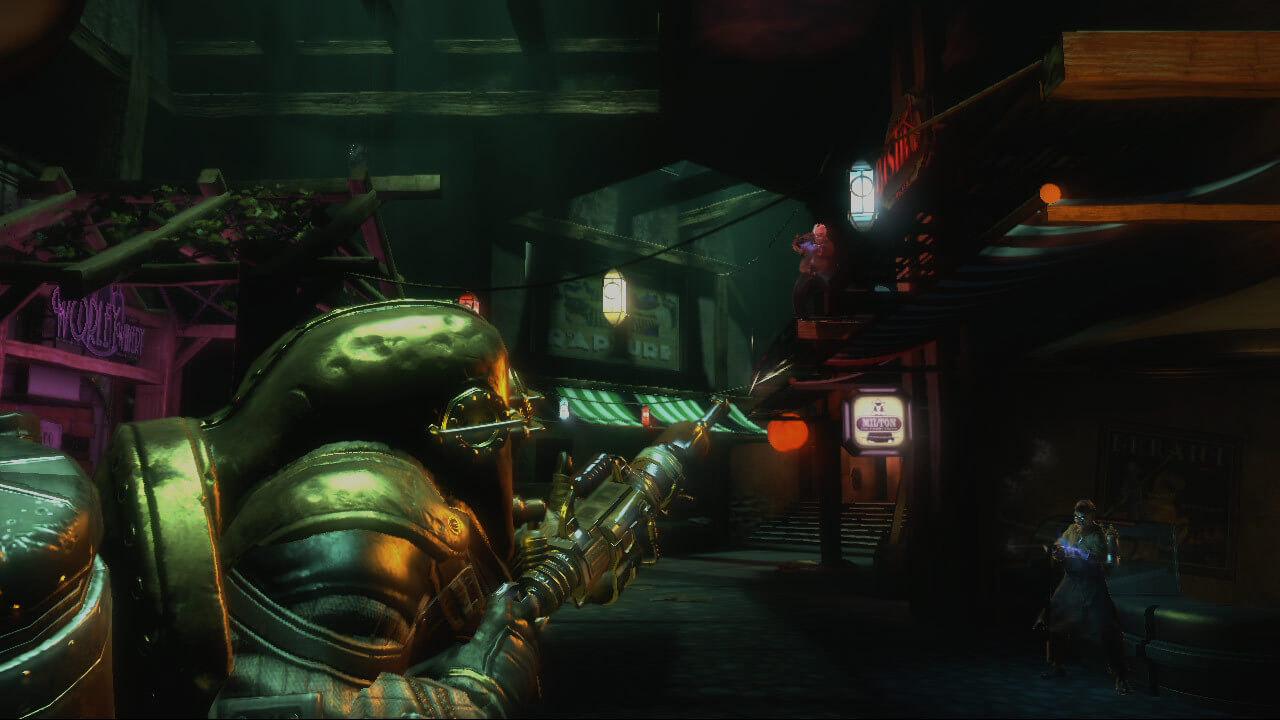 Bioshock Bioshock 2 Pack Steam Opium Pulses Cheap