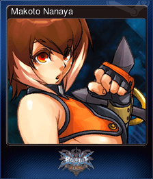 Makoto Nanaya