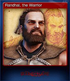 Randhal, the Warrior