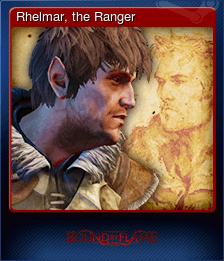 Rhelmar, the Ranger