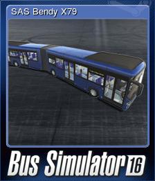 SAS Bendy X79