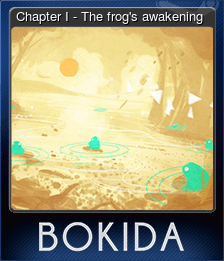 Chapter I - The frog's awakening