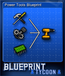 Power Tools Blueprint