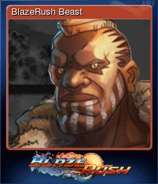 BlazeRush Beast