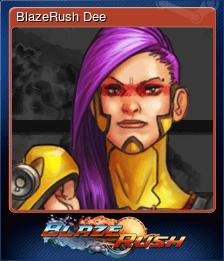 BlazeRush Dee