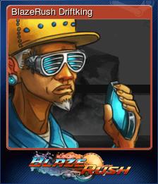 BlazeRush Driftking