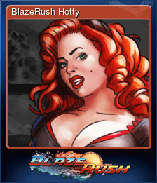 BlazeRush Hotty