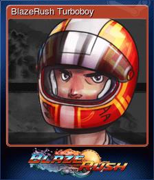 BlazeRush Turboboy