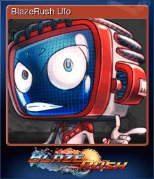 BlazeRush Ufo