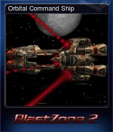 Orbital Command Ship