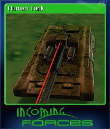 Human Tank