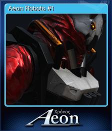 Aeon Robots #1