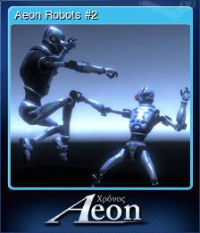Aeon Robots #2