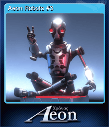 Aeon Robots #3