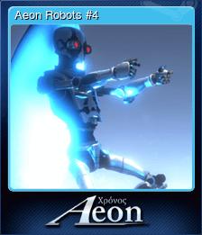 Aeon Robots #4
