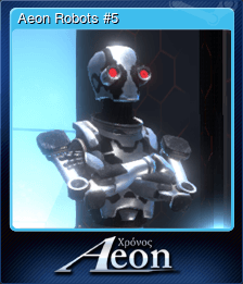 Aeon Robots #5