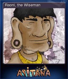 Raoni, the Wiseman