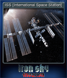 ISS [International Space Station]