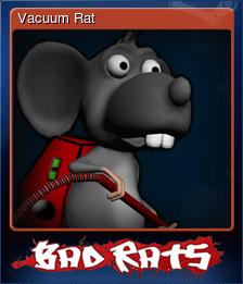 Vacuum Rat