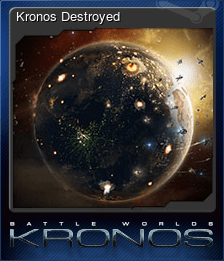 Kronos Destroyed