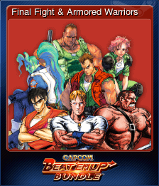 Final Fight & Armored Warriors