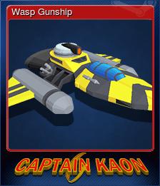 Wasp Gunship