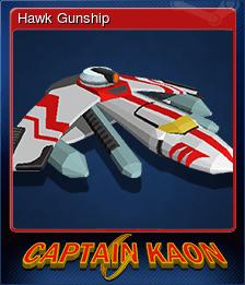 Hawk Gunship