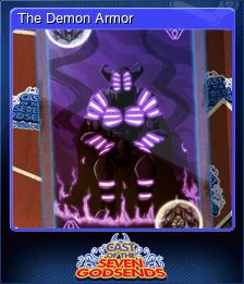 The Demon Armor