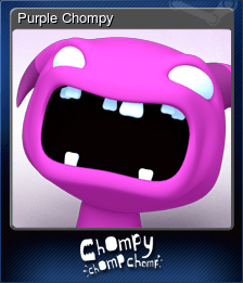 Purple Chompy