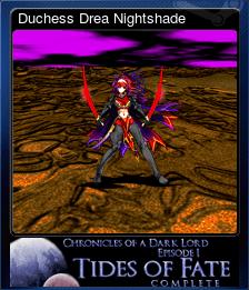 Duchess Drea Nightshade