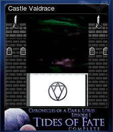 Castle Valdrace
