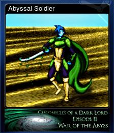 Abyssal Soldier