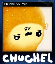Chuchel vs. Yeti