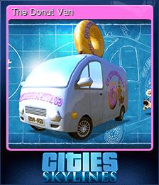 The Donut Van