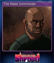 The Rebel Commander