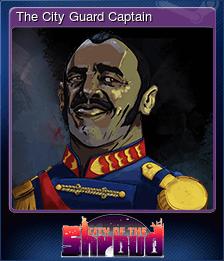 The City Guard Captain