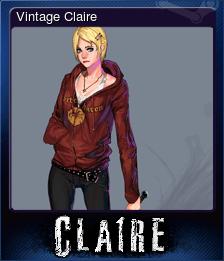 Vintage Claire