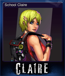 School Claire