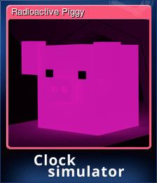 Radioactive Piggy
