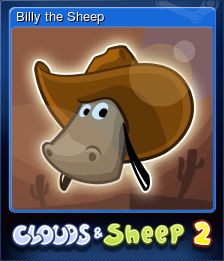 Billy the Sheep