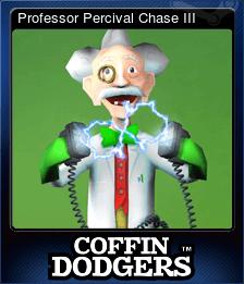 Professor Percival Chase III