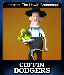 Jeremiah 'The Hawk' Brenneman