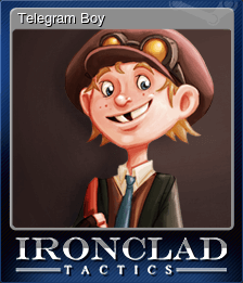 Telegram Boy