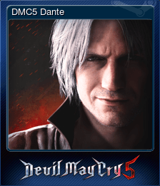 DMC5 Dante