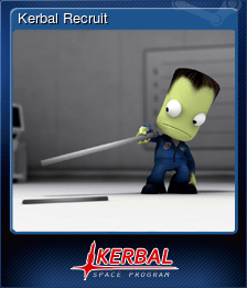 Kerbal Recruit